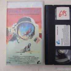 Cine: CAPRICORNIO UNO - PETER HYAMS - ELLIOT GOULD , JAMES BROLIN - FILMAYER 1992. Lote 57594697
