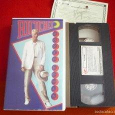 Cine: RICOCHET ( DAVID BOWIE ) VHS 1984 MUSICA POP. Lote 57642386