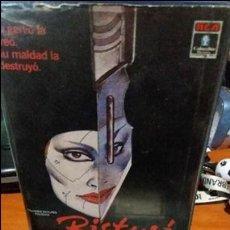 Cine: BISTURI - 1977- FALSE FACE (SCALPEL) SLASHER (REGALO POSTER DE 0'60X0'40. Lote 57695297