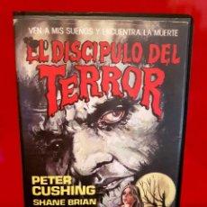 Cine: EL DISCIPULO DEL TERROR (1974). Lote 57733847