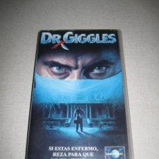 Cine: DR. GIGGLES • VHS. Lote 57761337