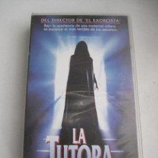 Cine: LA TUTORA (THE GUARDIAN) • VHS. Lote 57761469
