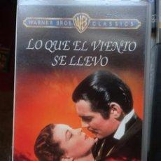 Cine: LO QUE EL VIENTO SE LLEVO. Lote 57810531