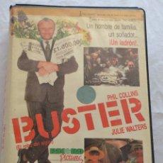 Cine: BUSTER -EL ROBO DEL SIGLO. Lote 57829180