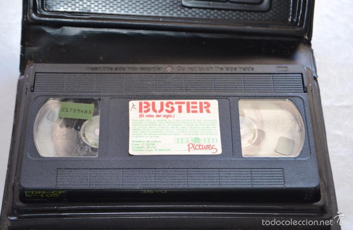Cine: Buster -El robo del siglo - Foto 4 - 57829180