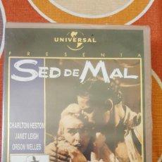 Cine: SED DE MAL VHS. Lote 57885094