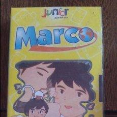 Cine: VHS INFANTIL MARCO. Lote 57605994