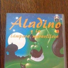 Cine: VHS ALADINO. Lote 57704743