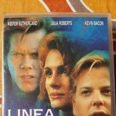 Cine: LINEA MORTAL VHS. Lote 57921041
