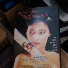 Cine: MUJER DE MAGIA NEGRA - VHS- CON MARK HAMILL. Lote 58098821