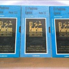 Cine: EL PADRINO EDICION EPICA. Lote 58207353