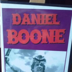 Cine: DVD - DANIEL BOONE - GEORGE O'BRIEN, JEATHER ANGEL, JOHN CARRADINE. DIRIGIDA POR: DAVID HOWARD. Lote 58225656