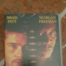Cine: SEVEN VHS. Lote 58268471