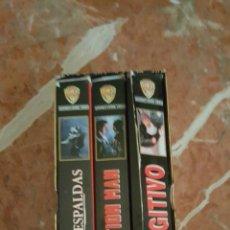Cine: LOTE PELICULAS VHS. Lote 58268684