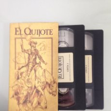 Cine: VHS-DON QUIJOTE , BCH, BANCO CENTRAL HISPANO. Lote 58413001