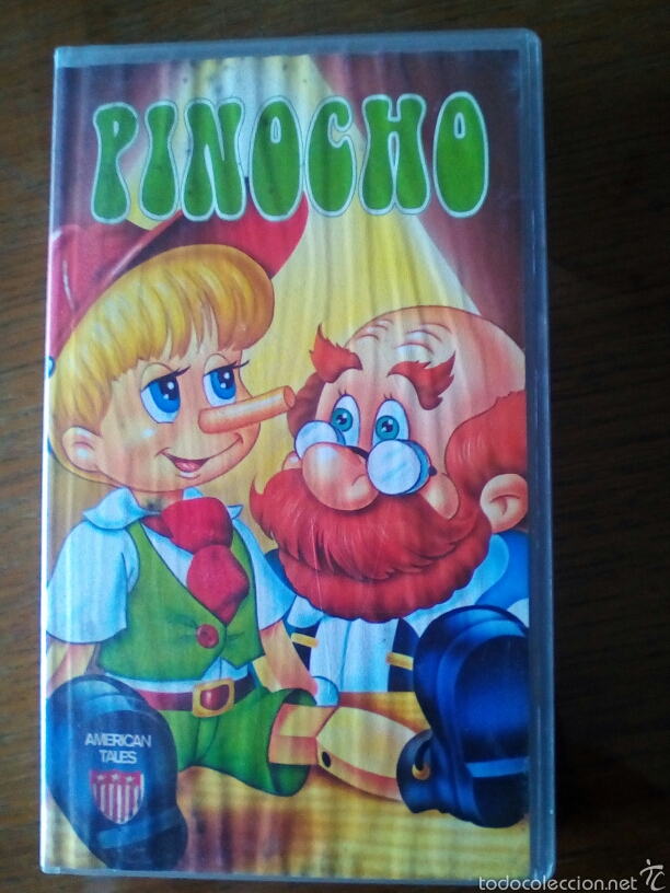 Pinocho american tales - Sold through Direct Sale - 58470244