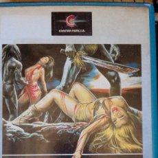 Cine: CANIBAL FEROZ — VHS CONSTAN FILMS — UMBERTO LENZI. Lote 58777076