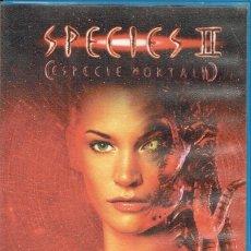 Cine: SPECIES II. ESPECIE MORTAL II. Lote 58929355