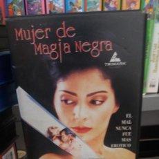 Cine: MUJER DE MAGIA NEGRA - VHS- CON MARK HAMILL. Lote 59638827