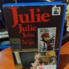 Cine: JULIE- SYBIL DANNING- VHS. Lote 61127459