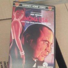Cine: MONA LISA- VHS- BOB HOSKINS / MICHAEL CAINE. Lote 61292191