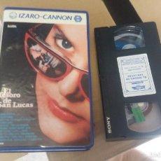Cine: EL TESORO DE SAN LUCAS -VHS- ALBERT PYUN - IZARO CANNON. Lote 61295943