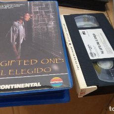 Cine - THE GIFTED ONE: EL ELEGIDO- VHS- PETE KOWANKO - 61564708