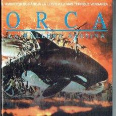 Cine: ORCA: LA BALLENA ASESINA. Lote 61825224
