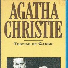 Cine: TESTIGO DE CARGO. Lote 62188048