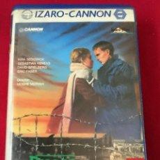 Cine: DÍAS DE AMOR Y GUERRA VHS. Lote 63253772