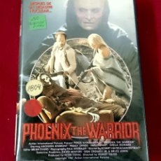 Cine: PHONEIX THE WARRIOR VHS. Lote 63442588
