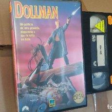 Cine: DOLLMAN- VHS- ALBERT PYUN - TIM THOMERSON , JACKIE EARL -1992. Lote 63501220