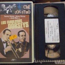 Cine: LOS FABULOSOS DORSEYS - ALFRED E. GREEN - TOMMY Y JIMMY DORSEY , JANET BLAIR - POLYGRAM 1998. Lote 64031911