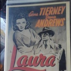 Cine: LAURA. Lote 64210819