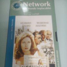 Cine: CINTA VHS VIDEO NETWORK EL MUNDO PRECINTADA. Lote 64539074