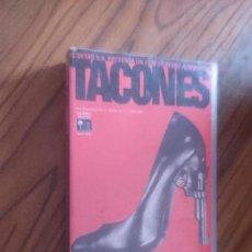 Cine: TACONES LEJANOS. VHS. PEDRO ALMODÓVAR. BUEN ESTADO. SIN TESTAR.. Lote 64648035