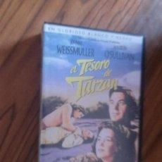 Cine: EL TESORO DE TARZAN. JOHNNY WEISSMULLER. MAUREEN O´SULLIVAN. BUEN ESTADO. NO TESTADA. . Lote 64649419