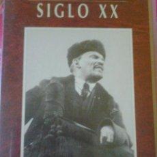 Cine: COLECCION SIGLO XX. LA REVOLUCION RUSA. Lote 64752787