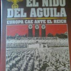 Cine: EL NIDO DEL AGUILA..EUROPA CAE ANTE EL REICH. Lote 64754655