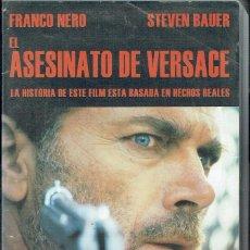 Cine: EL ASESINATO DE VERSACE. Lote 66910162