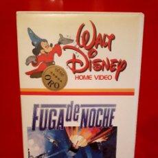 Cine: FUGA DE NOCHE (1981) - NIGHT CROSSING - WALT DISNEY. Lote 67628689