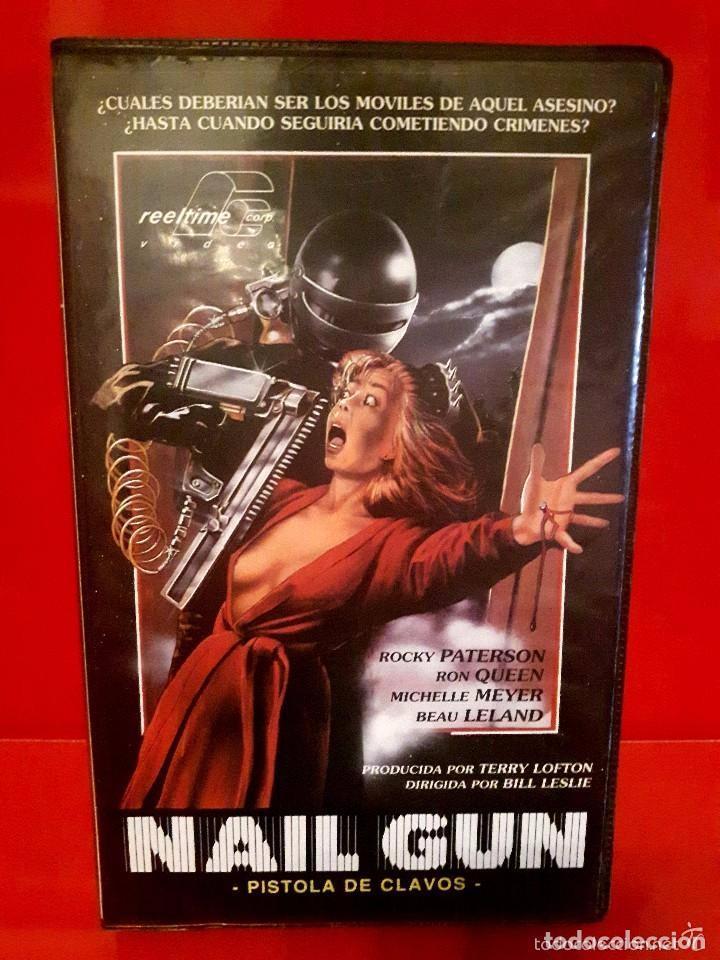 pistola de clavos - the nail gun massacre (1986 - Comprar Películas ...