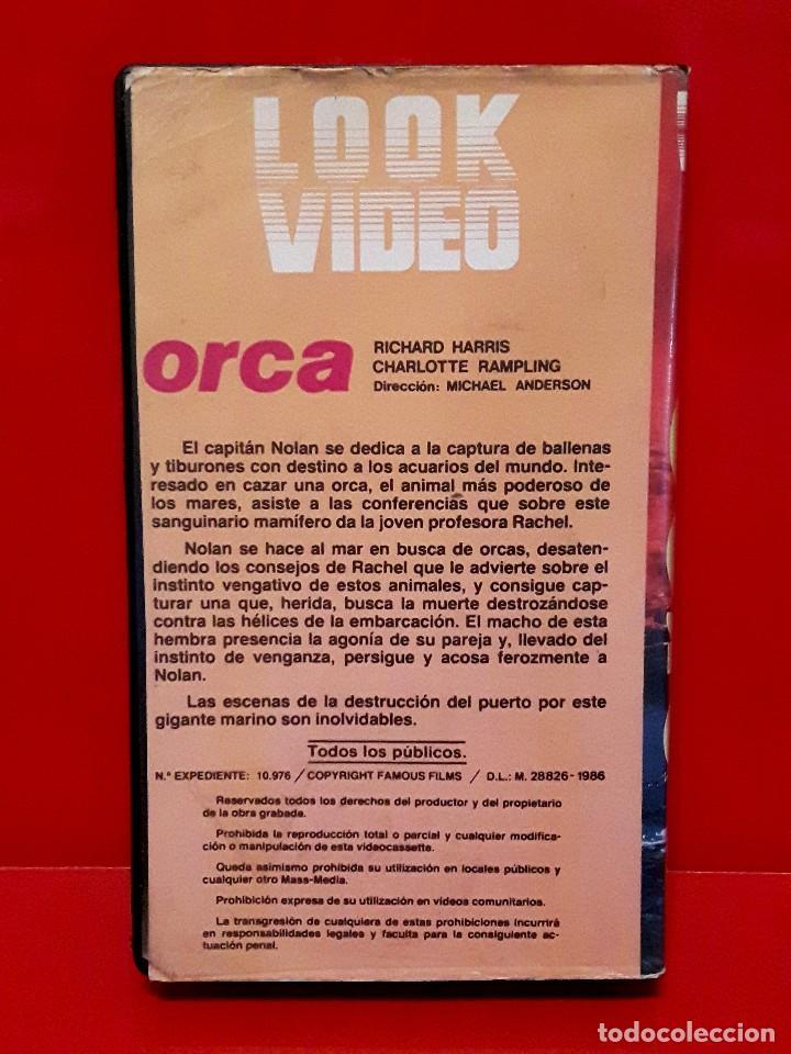 Cine: ORCA, LA BALLENA ASESINA (1977) - Foto 2 - 68905861