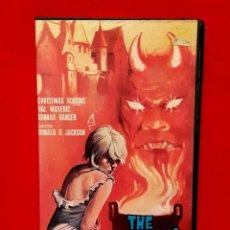 Cine: THE DEMON LOVER (1977) - CONJURACIÓN SATÁNICA. CULTO - TERROR BIZARRO. UNICA EN TC!. Lote 68955509