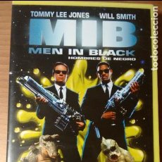 Cine: MEN IN BLACK PELÍCULA EN VHS. Lote 69600305