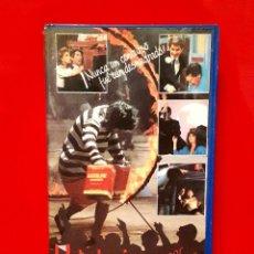 Cine: USTED PRIMERO, POR FAVOR (1987) - CONCURSO MORTAL - RAREZA. Lote 69676633