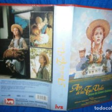 Cine: ((PELICULA-VHS))-ANA DE LAS TEJAS VERDES. Lote 69721109