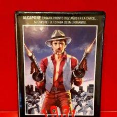 Cine: 1931 LEY SECA EN NUEVA YORK (1974). MAFIA AL CAPONE. Lote 69735625