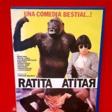 Cine: RATITA RATITA (1990) - DIR. FRANCESC BELLMUNT. Lote 69742421
