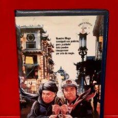 Cine: EL PELO DE LA DESGRACIA -(1987) LINO BANFI, SERGIO MARTINO. RAREZA VHS. Lote 69746637